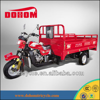 Strong shock absorber motor tricycle three wheel motorcycle