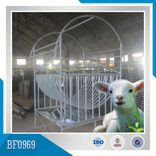 Strong and Durable Round Livestock Bale Feeder