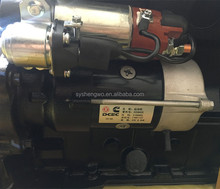 Genuine C5336432 dongfeng cummins 6bt engine 24v 6.0kw starter motor for sale