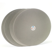 16 inch round hole 1' diamond sharpening disc Diamond disc for polishing glass china diamond disc