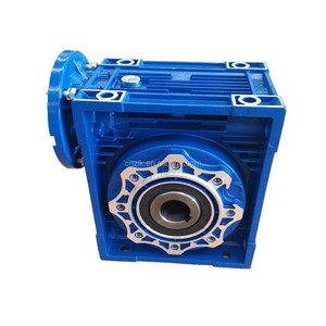 High quality NMRV ac dc motor speed gearbox