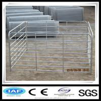 PVC coated metal horse fence