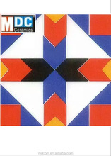 encaustic cement tiles/handmade decorative floor tile mexican style from foshan MDC