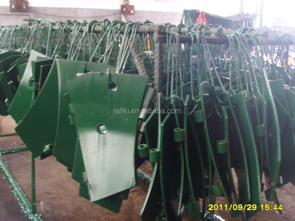 L-20D ANIMAL-DRAWN DOUBLE FURROE PLOUGH