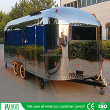 2017 Blackstriped Solar generator Airstream trailers with high quality