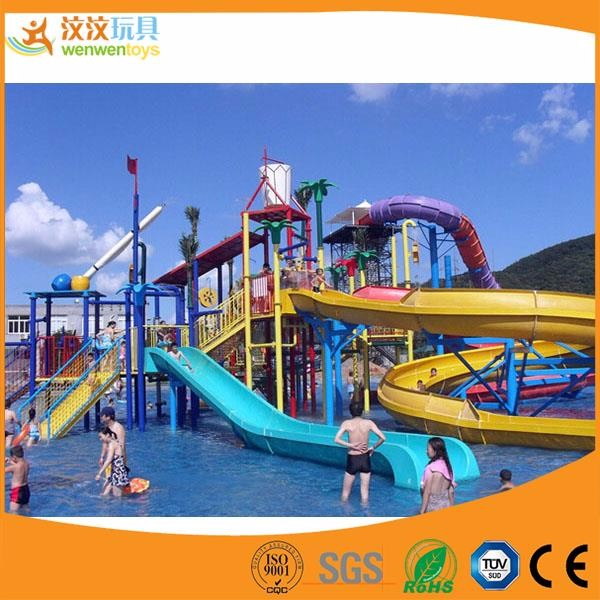 Swimming pool water play equipment Aqua park equipment for sale/Water play equipment Supplier in China