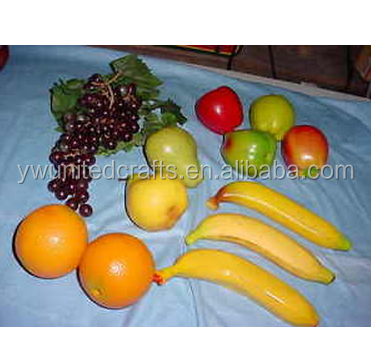 faux fake Plastic artificial realistic fruit decor display prop food