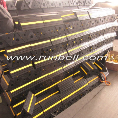 High Quality Rubber Car Kerb Step Ramp