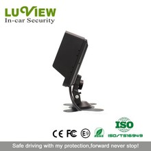 HOT! 5 inch 2-CH Digital Color Car LCD Monitor Rear View Monitor for lorry, truck, trailer, bus, heavy duty equipment