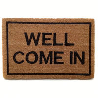 Made in China Recycled Rubber doormat cocos