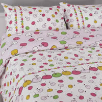 poly cotton 50/50 fabric/quilt cover fabric