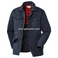High quality men's short casual jackets coats