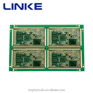 Customized FR4 material pcb circuits boards manufacturer
