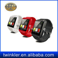 2014 latest bluetooth watch/bluetooth wristwatch/Bluetooth gadgets