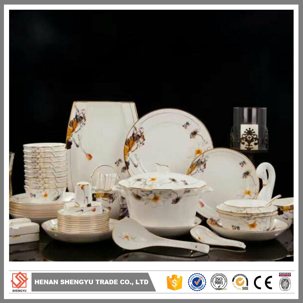 factory directly supply kingly ceramic tea sets