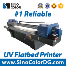 China Digital uv flatbed printer advertising billboard printing machines