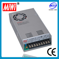 12V 30A 360W Steel Casing Switch Power Supply Driver For LED Lights