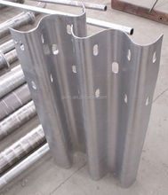 AASHTO M180 Galvanized Highway Guardrail