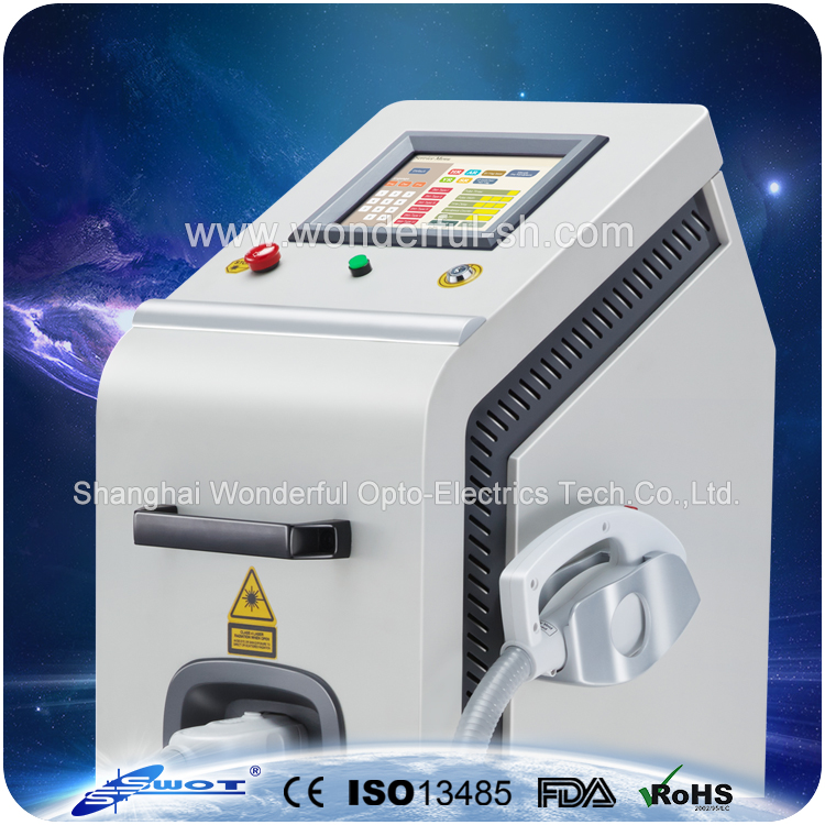 Promotional tattoo removal laser machine
