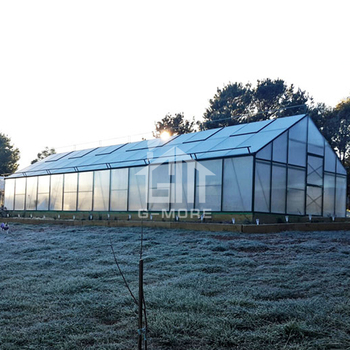 G-MORE Titan/Grange Series, 5M Width/14M length, Super Strong Aluminum/10MM Polycarbonate Large Commercial Greenhouse(GM32514-B)