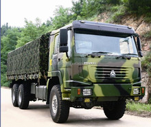 Sinotruk China Military Vehicle 4x4 Trucks 8x8 Military Trucks For Sale