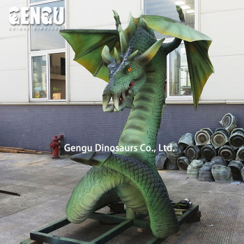 Chinese dragon garden statues for sale