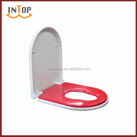 child color toilet seat and lid
