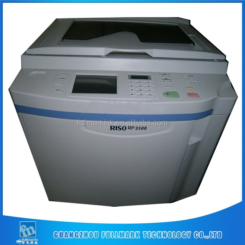 risographs duplicator copyprinter machine RP3500 A3 digital printing
