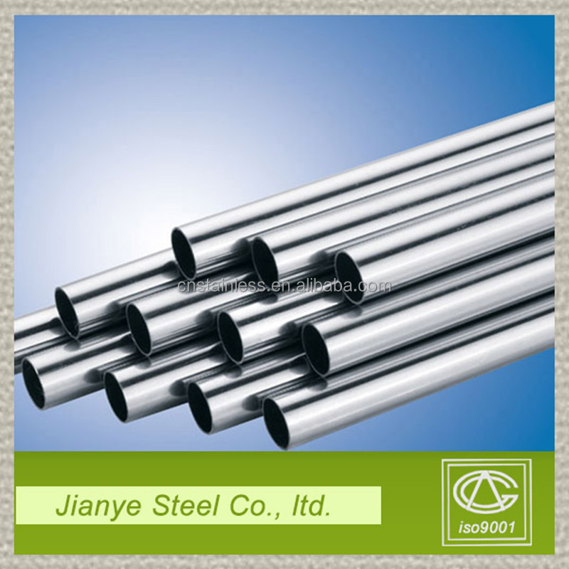 high precision 316l 50mm diameter factory stainless steel pipe