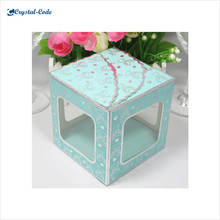 China fashionable high-end paper cupcake box