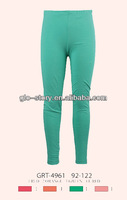 Glo-story fr cotton anti fire cargo girls in pvc pants