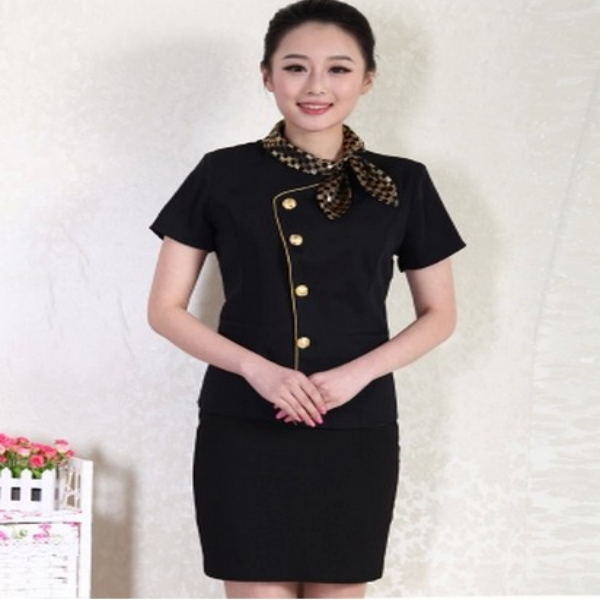 restaurant manager uniform,restaurant staff uniform