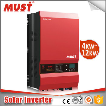 MUST POWER 3000W solar power inverter 48V DC from China
