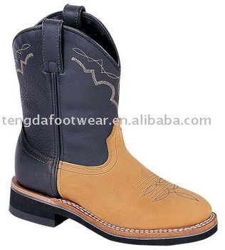 "10"" safety rigger boots"