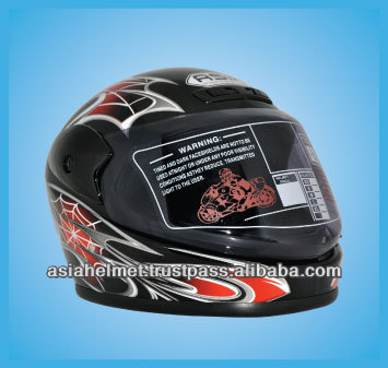 Asia Full Face Motorcycle Helmet Model 120