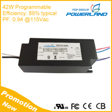 High Efficiency dimming 100w led driver