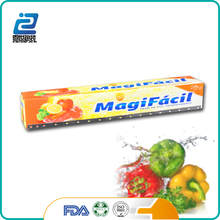 China manufacturer colored cling wrap cling film food wrap price
