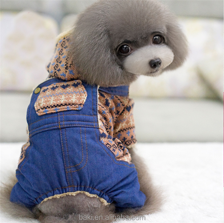 Pet Knitting Wool Sweater Jacquard Weave Pet Apparel Pet Clothes for Dog