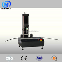 Optical cable crush testing machine