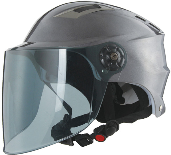 UV Sun protection Motorcycle Summer Helmet With Dual Visor