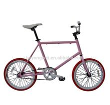 20 inch lady cummter bike with fixed gear