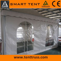 China Made Gazebo Round Medieval Tent 4X4 For Sale