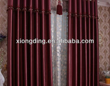 Fashion cafe room curtains wholesale and manufacture