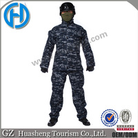 china wholesale black digital tactical military uniform