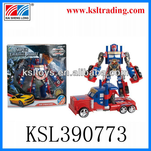 wholesale plastic robot toys for kids