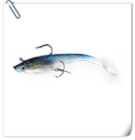 MEREDITH lure JXJ15 soft plastic fishing lures free sample soft fishing lure