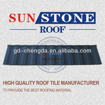 blue stone bond roofing tile and box barge cover