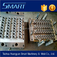 Durable Strong Multi-cavities PET Preform Mold Hot Runner Injection Molding price