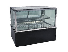 marble based bakery cooler,cake display cabinet,cake refrigerator (1.2m,1.5m,1.8m)