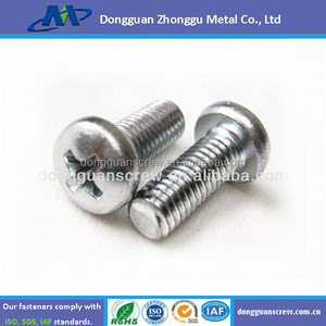 carbon steel phillips pan head screw making machine prices